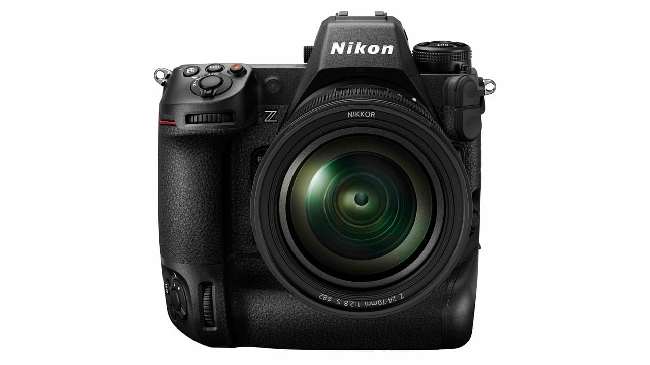 Nikon Z9, avrà un display articolato thumbnail