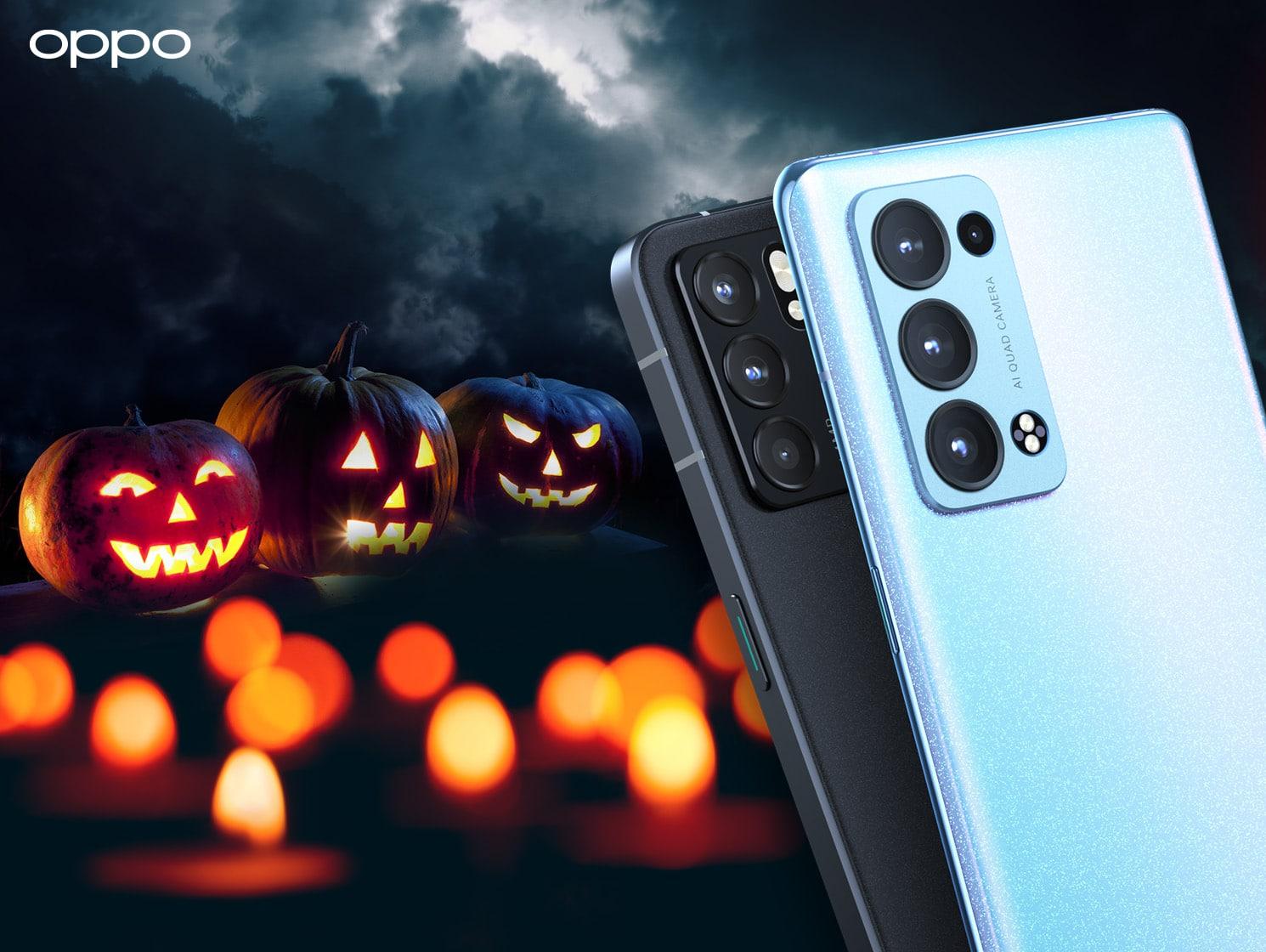 Una notte di Halloween terrificante con la OPPO RENO6 SERIES thumbnail