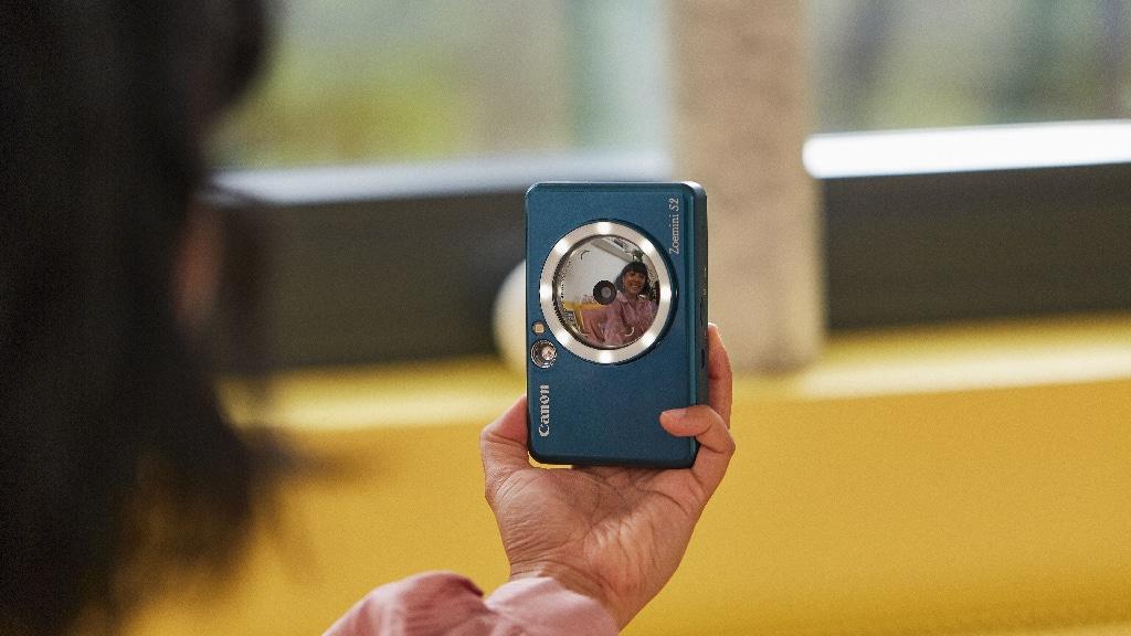 Canon Zoemini S2: la nuova stampante con fotocamera thumbnail