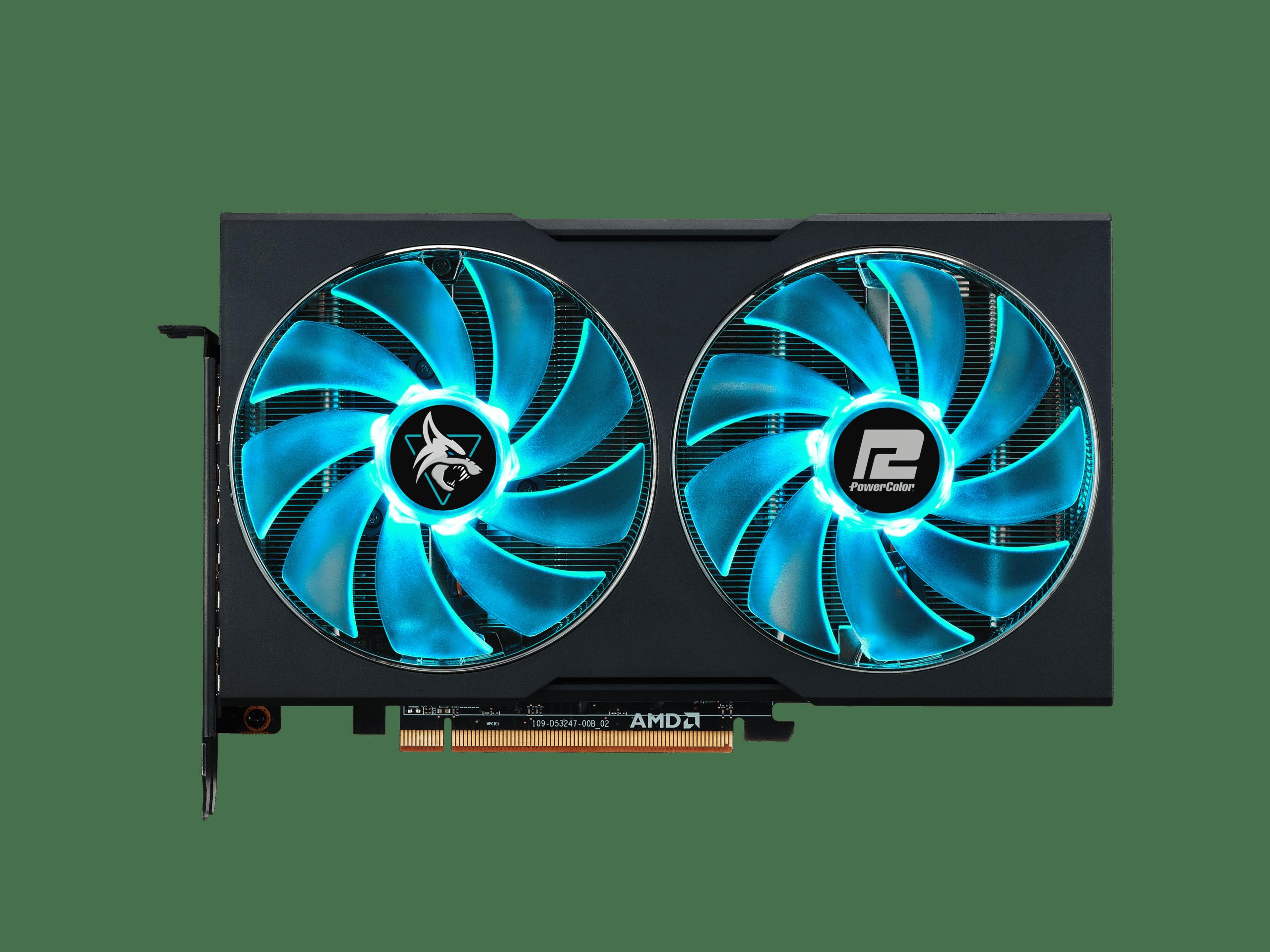 Disponibili le le nuove schede grafiche Radeon RX 6600 di AMD thumbnail