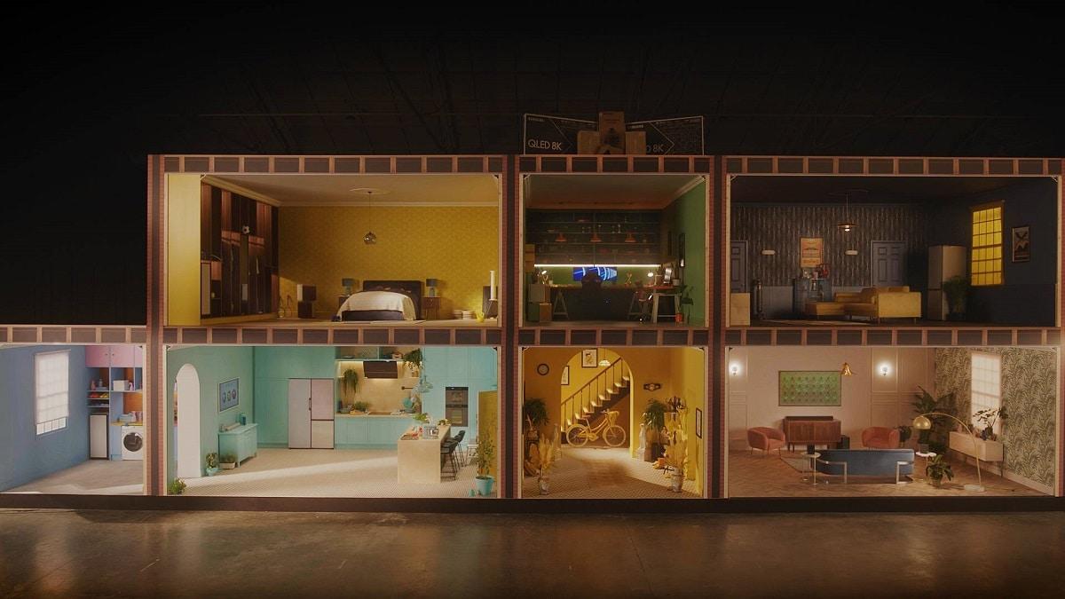 "Samsung presenta ""Life Unstoppable: la casa delle sorprese"" thumbnail"