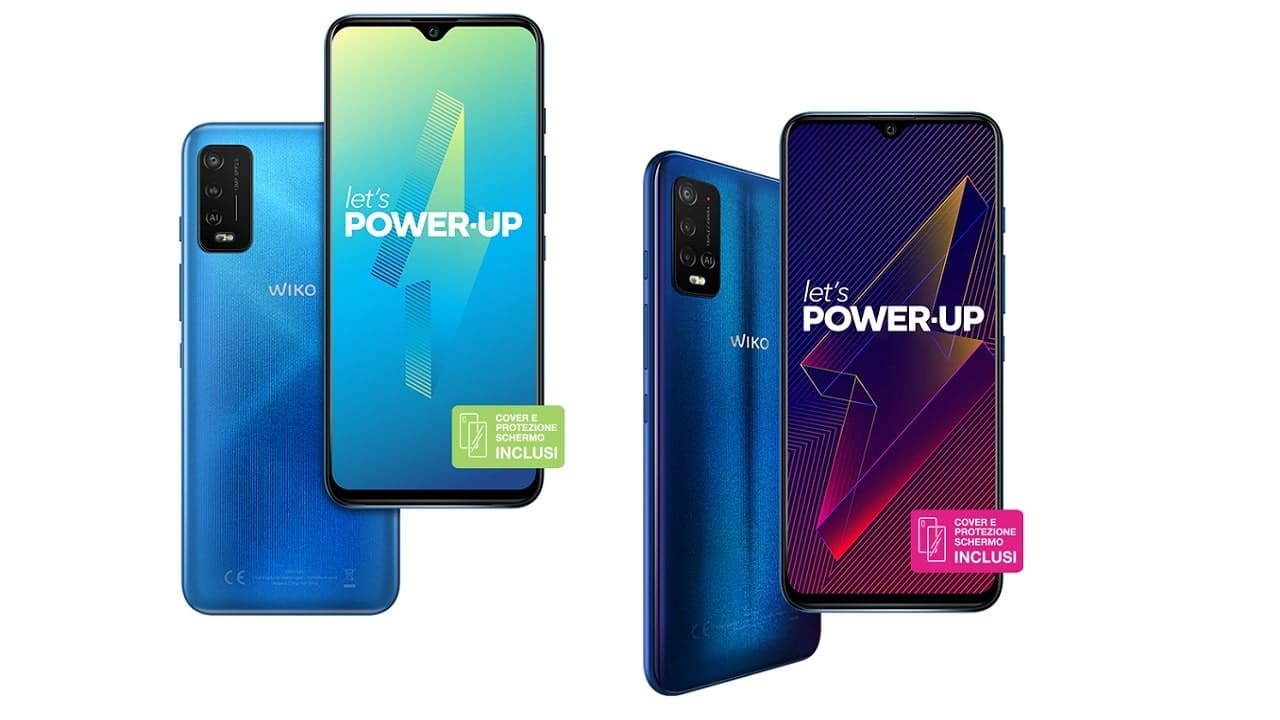 Wiko sconta Power U20 e Power U10: la promo per chi cerca più batteria thumbnail