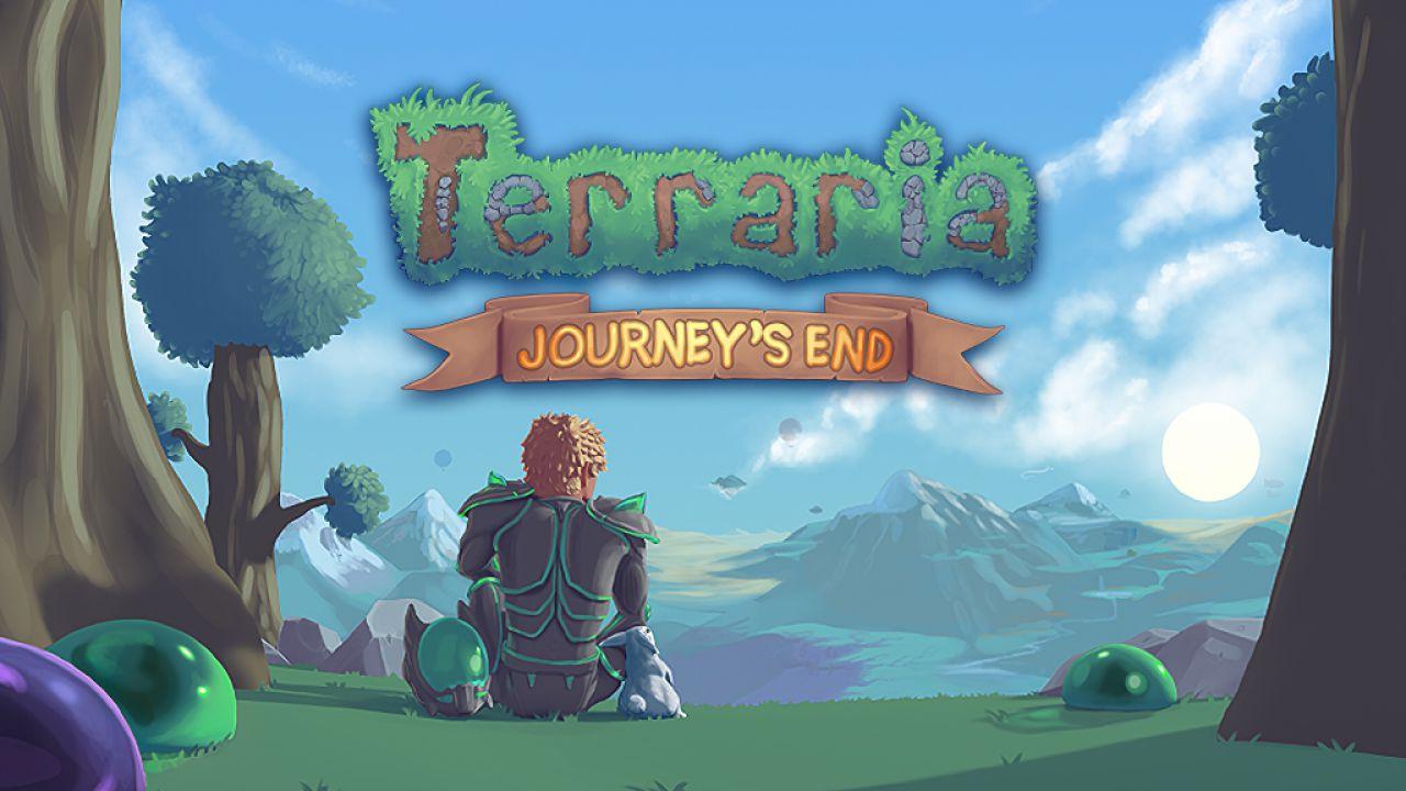 "Terraria ""Journey's End"" arriva su console thumbnail"