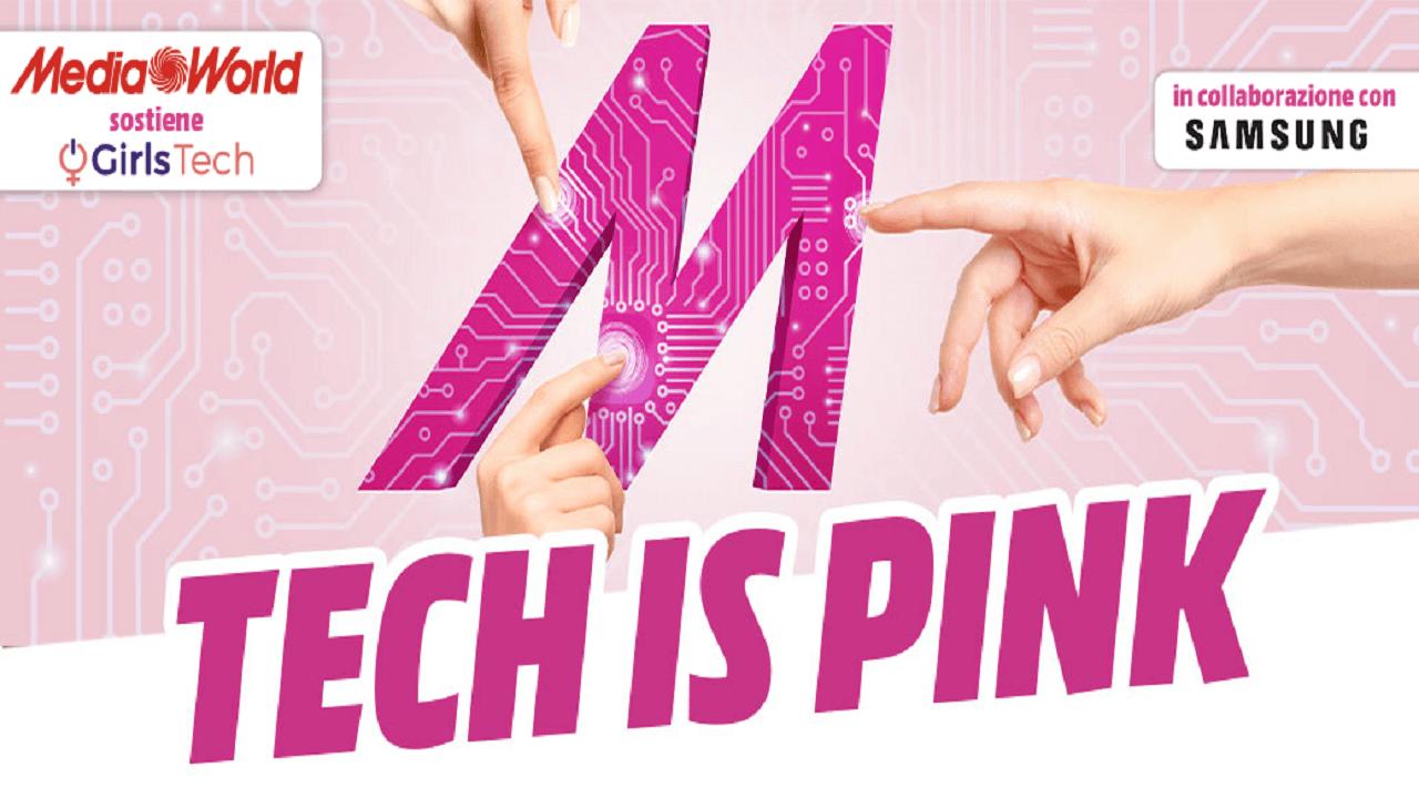 Samsung e MediaWorld insieme per la seconda edizione di Tech is Pink thumbnail