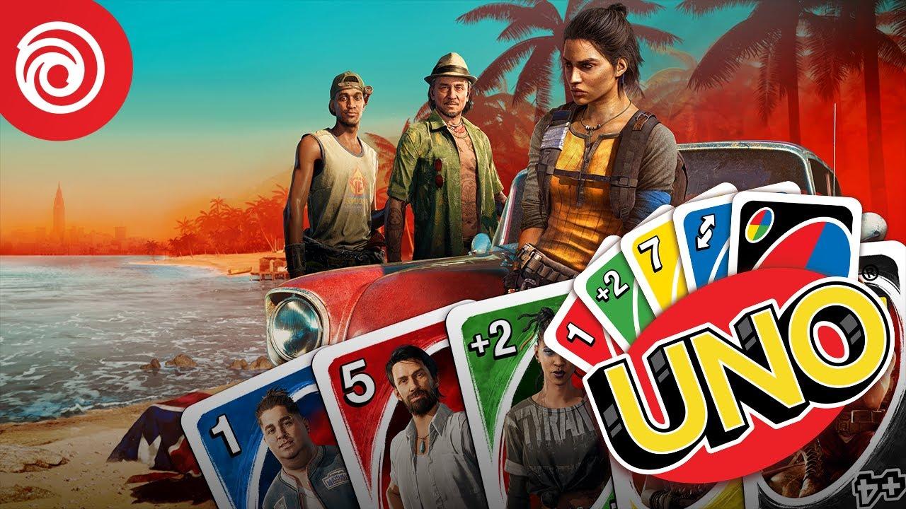 Arriva UNO The Call of Yara: il DLC di UNO ispirato a Far Cry 6 thumbnail