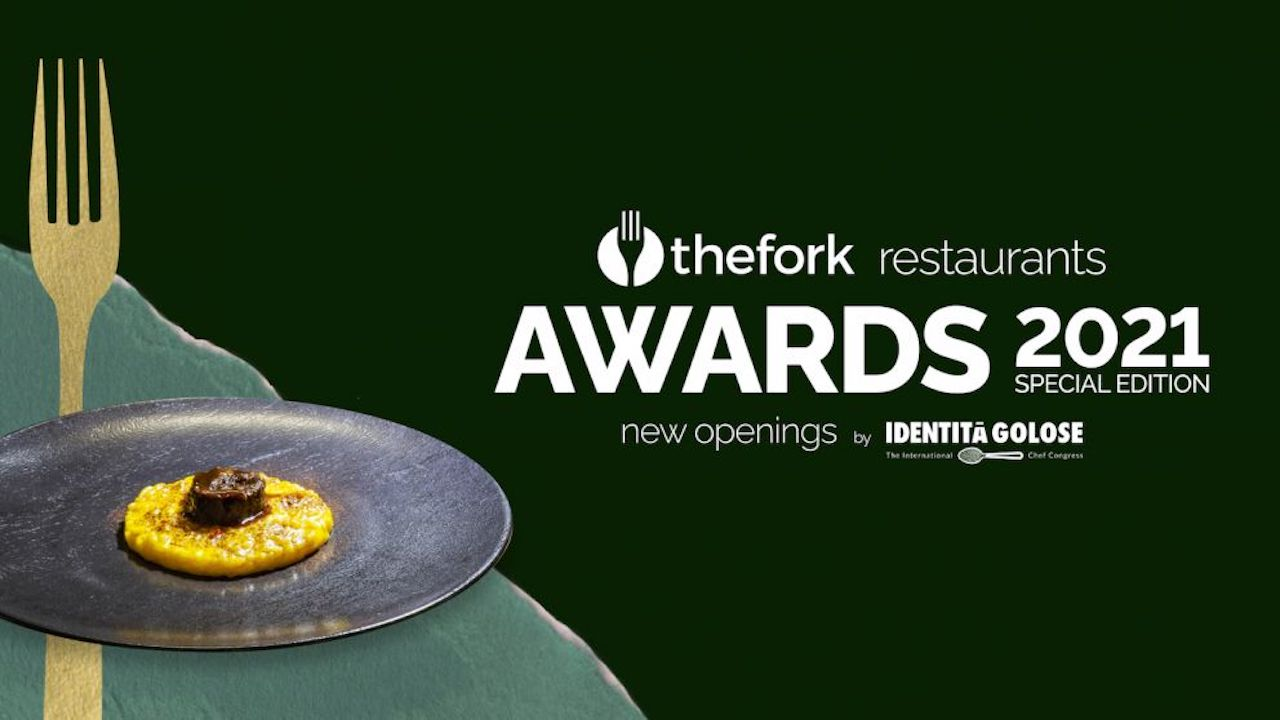 Tornano i TheFork Restaurants Awards thumbnail