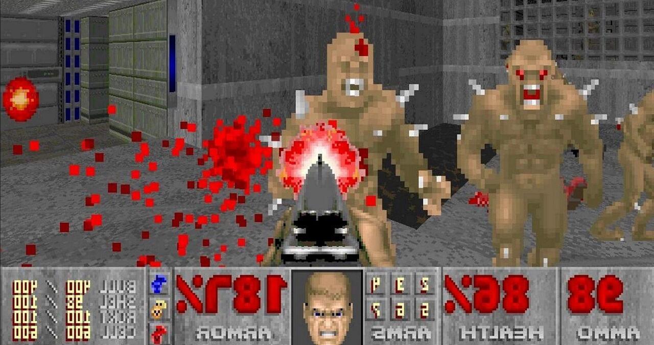 Doom può essere giocato su Twitter grazie ad una mod thumbnail