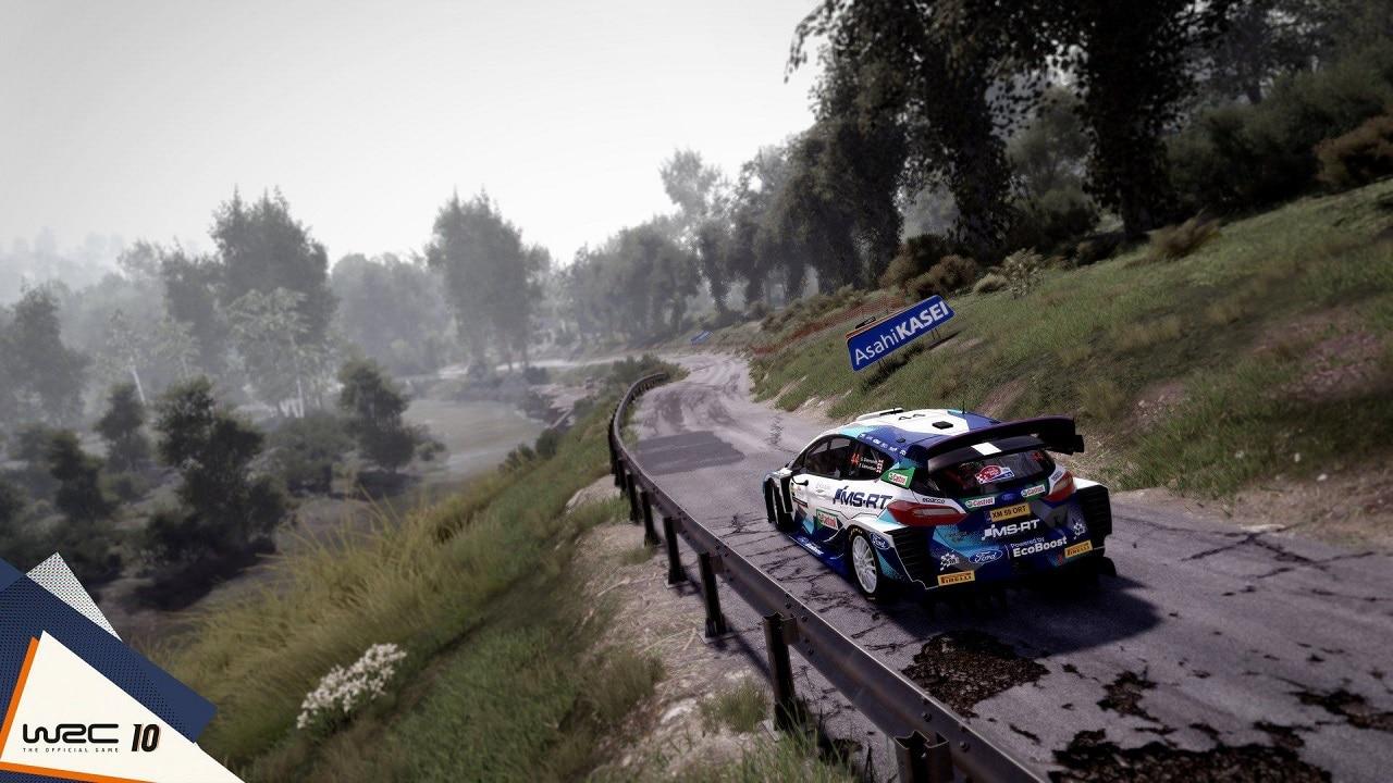 Nuovi contenuti storici in un aggiornamento gratuito di WRC 10 thumbnail