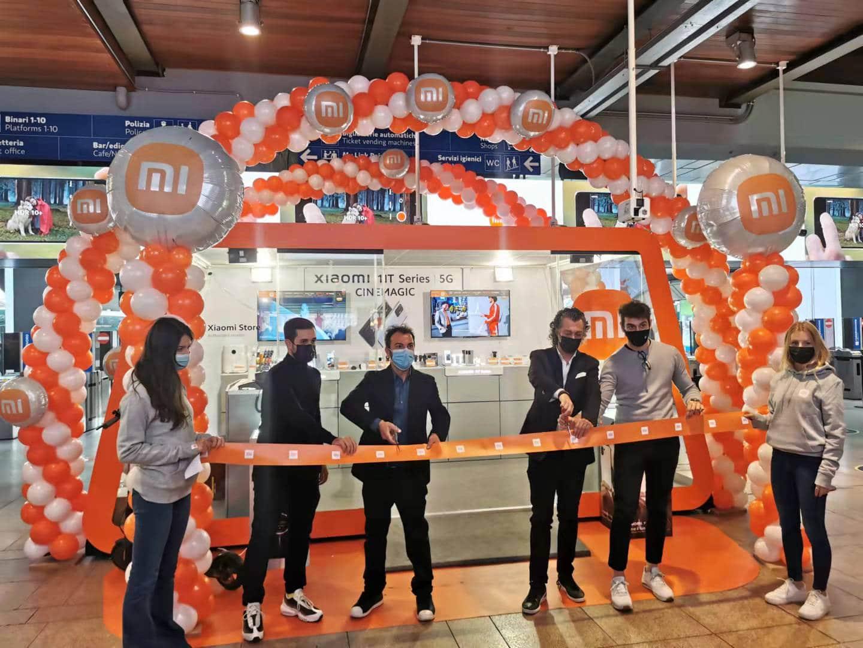 Xiaomi: a Milano Cadorna apre un temporary store thumbnail