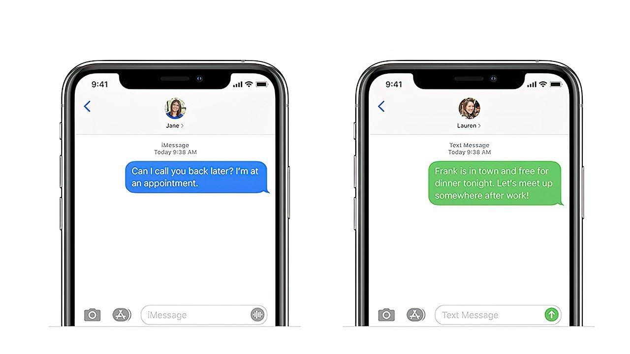 """Android invita Apple ad """"aprire"""" iMessage con l'RCS thumbnail"""