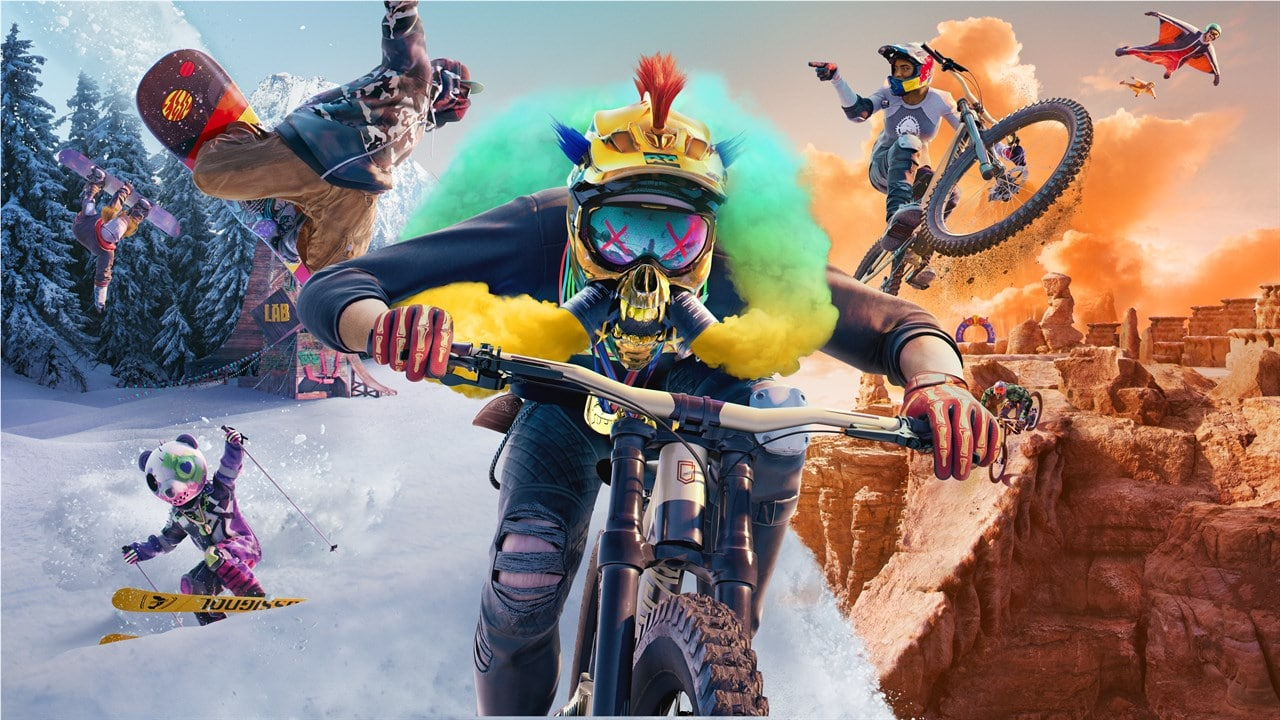 Riders Republic: è iniziata la settimana di prova, ecco come partecipare thumbnail