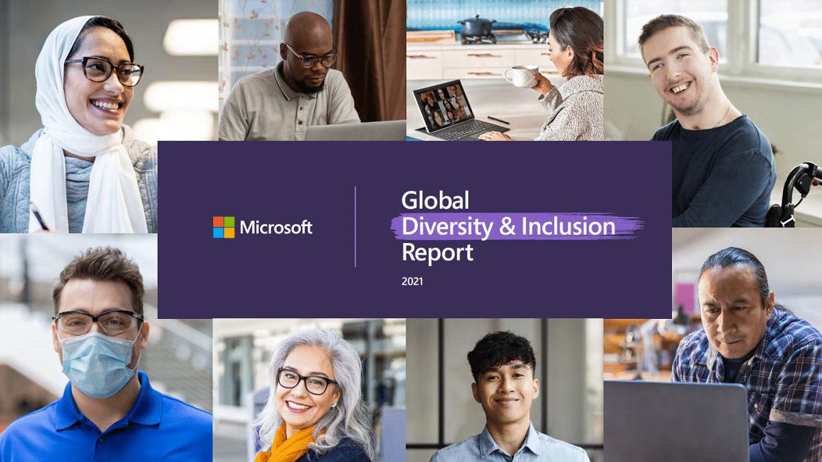 Microsoft rilascia il Diversity & Inclusion Report 2021 thumbnail