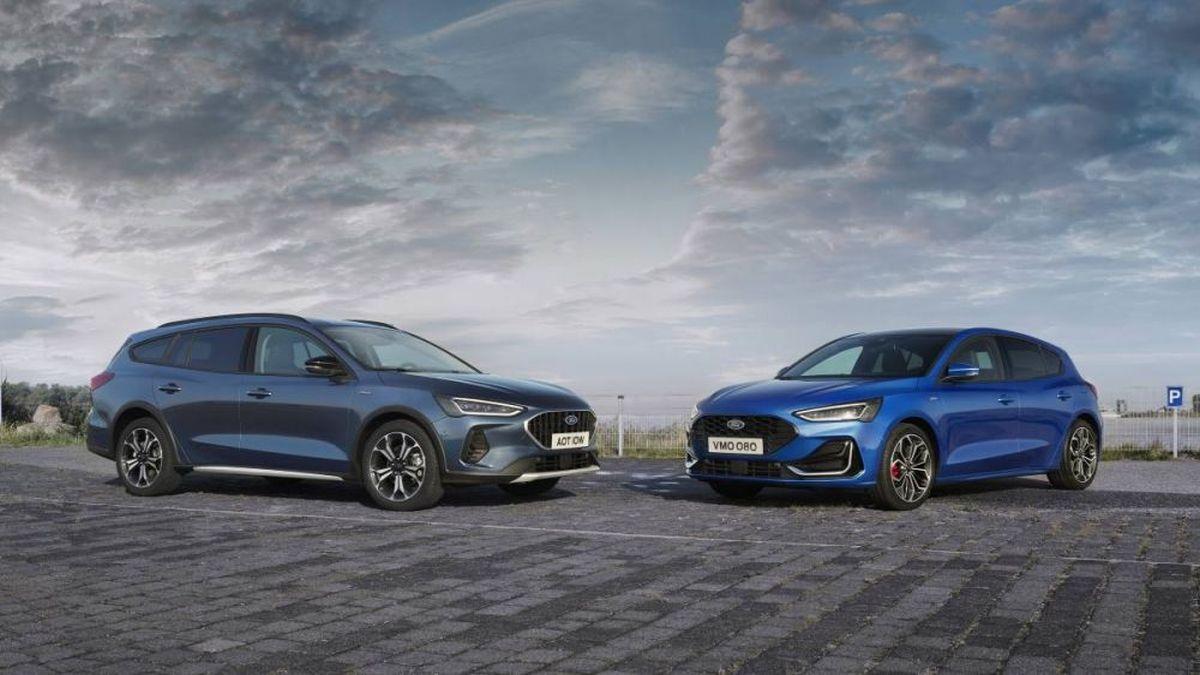 Ford Focus 2022, oltre al restyling c'è di più thumbnail