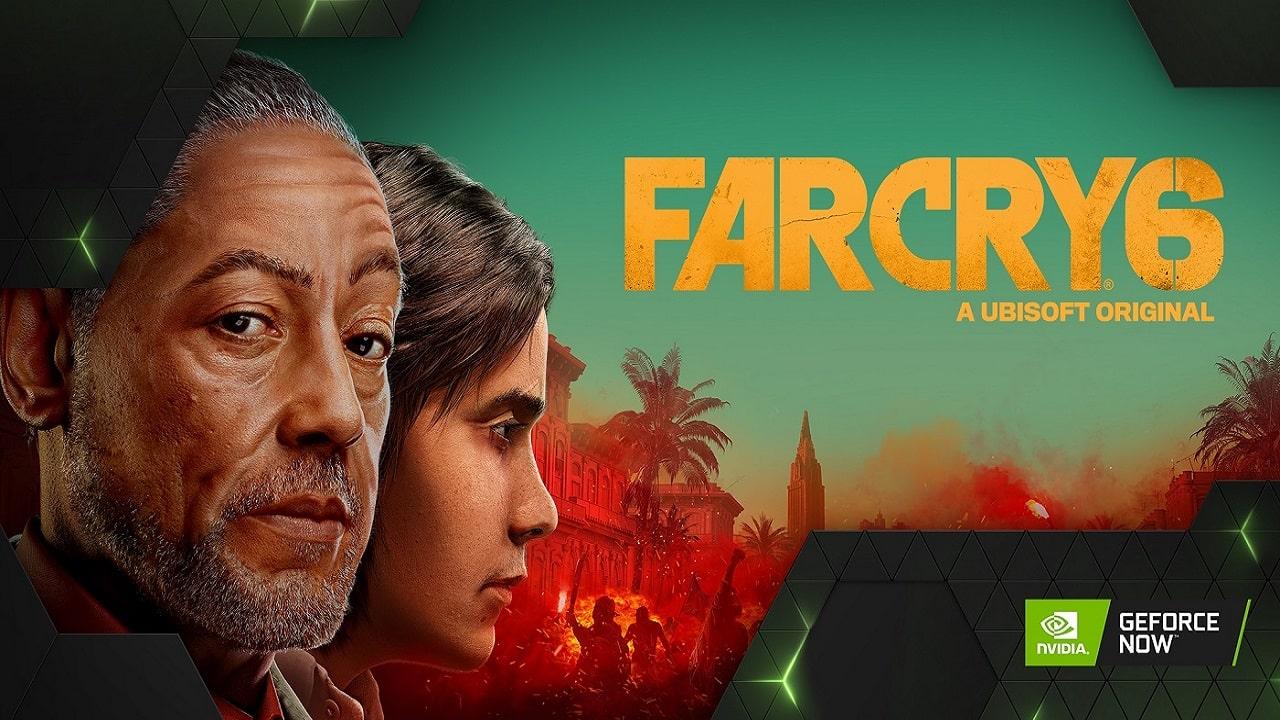 GeForce Now, arrivano Far Cry 6 e tante altre novità thumbnail