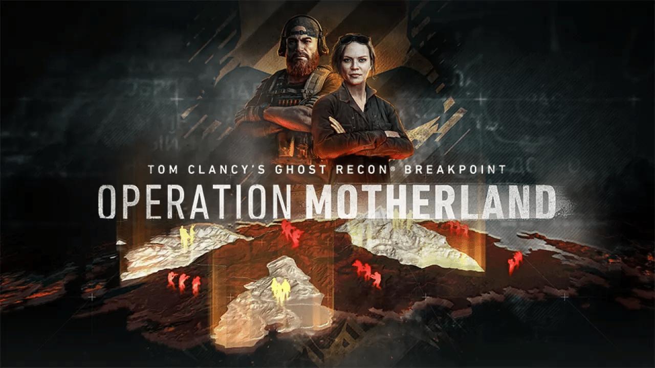 Tom Clancy's Ghost Recon Breakpoint: arriva Operazione Madrepatria thumbnail