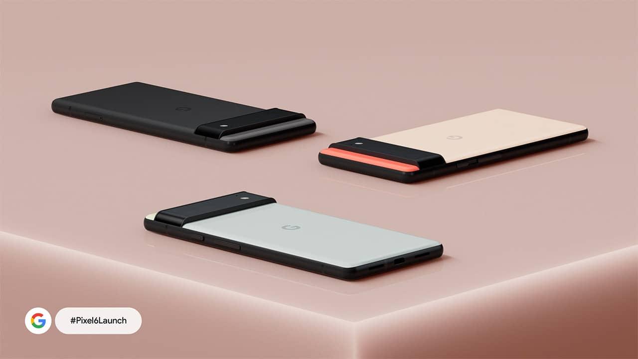 Pixel 6 e 6 Pro: ecco i nuovi smartphone di Google thumbnail