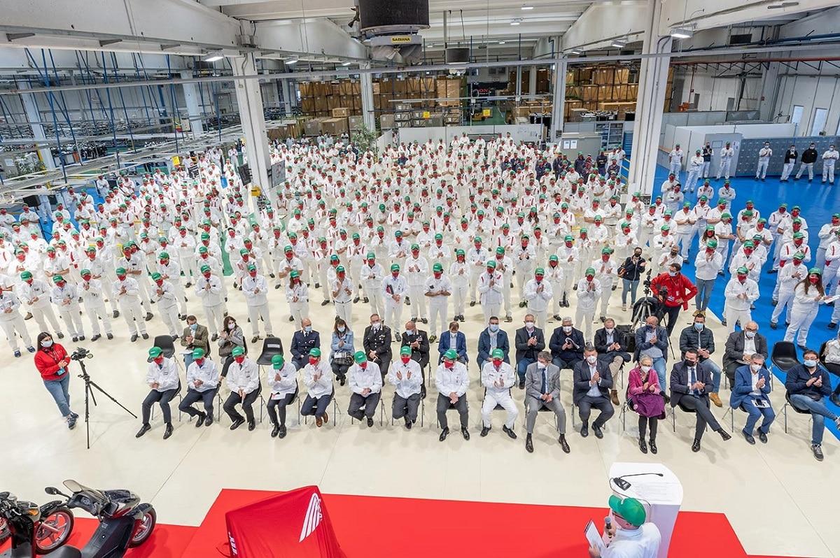 Honda Italia celebra i suoi primi 50 anni thumbnail