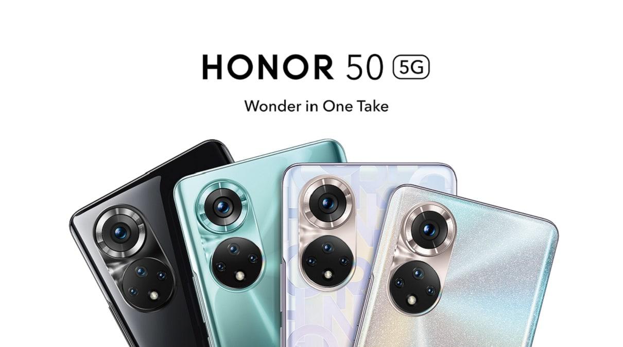 HONOR 50 arriva ufficialmente in Italia: ecco prezzo e data di uscita thumbnail