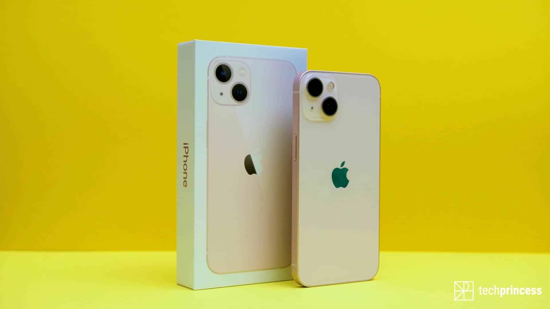 """""""Effetto iPhone 13"""": in Italia il +55,3 % in più di prodotti Apple thumbnail"""