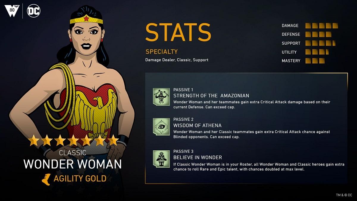 Injustice 2 Mobile: debutta Wonder Woman Classica thumbnail