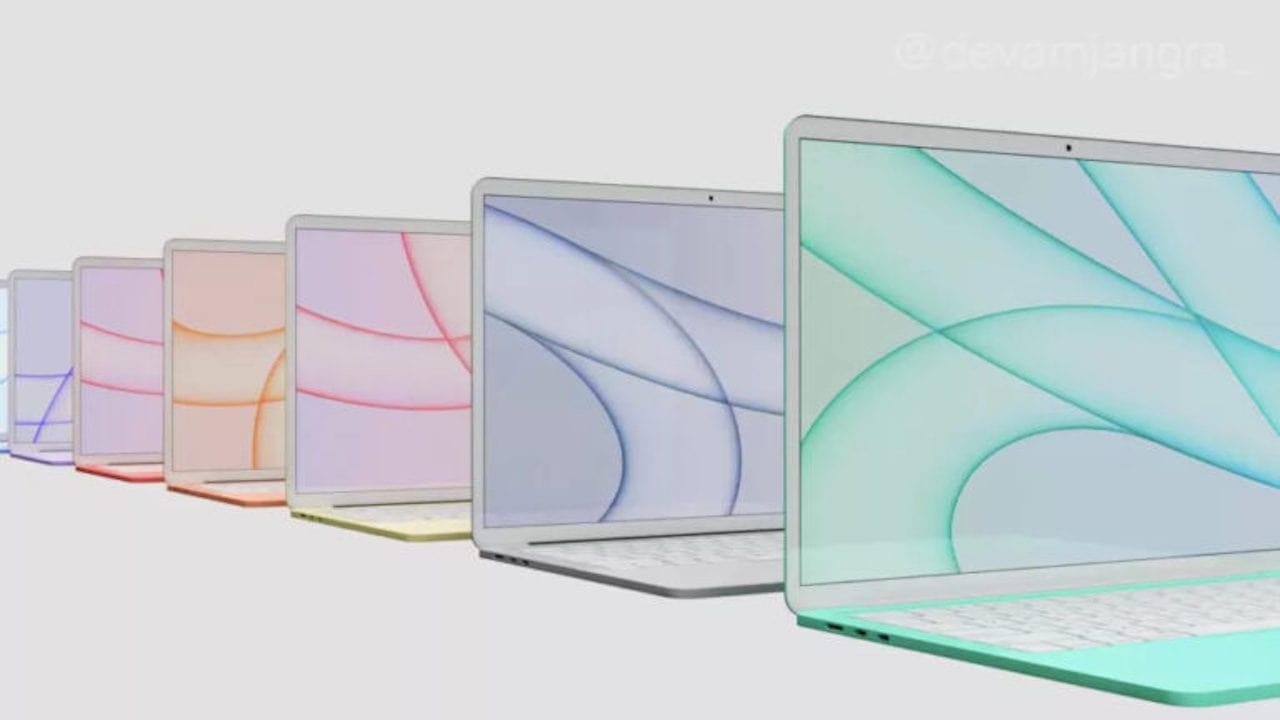 "MacBook Air 2022 avrà una ""tacca"" sul display? Ecco il rumor thumbnail"