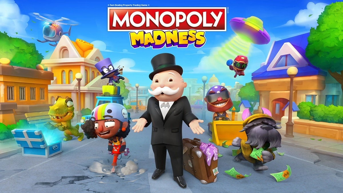 Ubisoft annuncia MONOPOLY Madness thumbnail