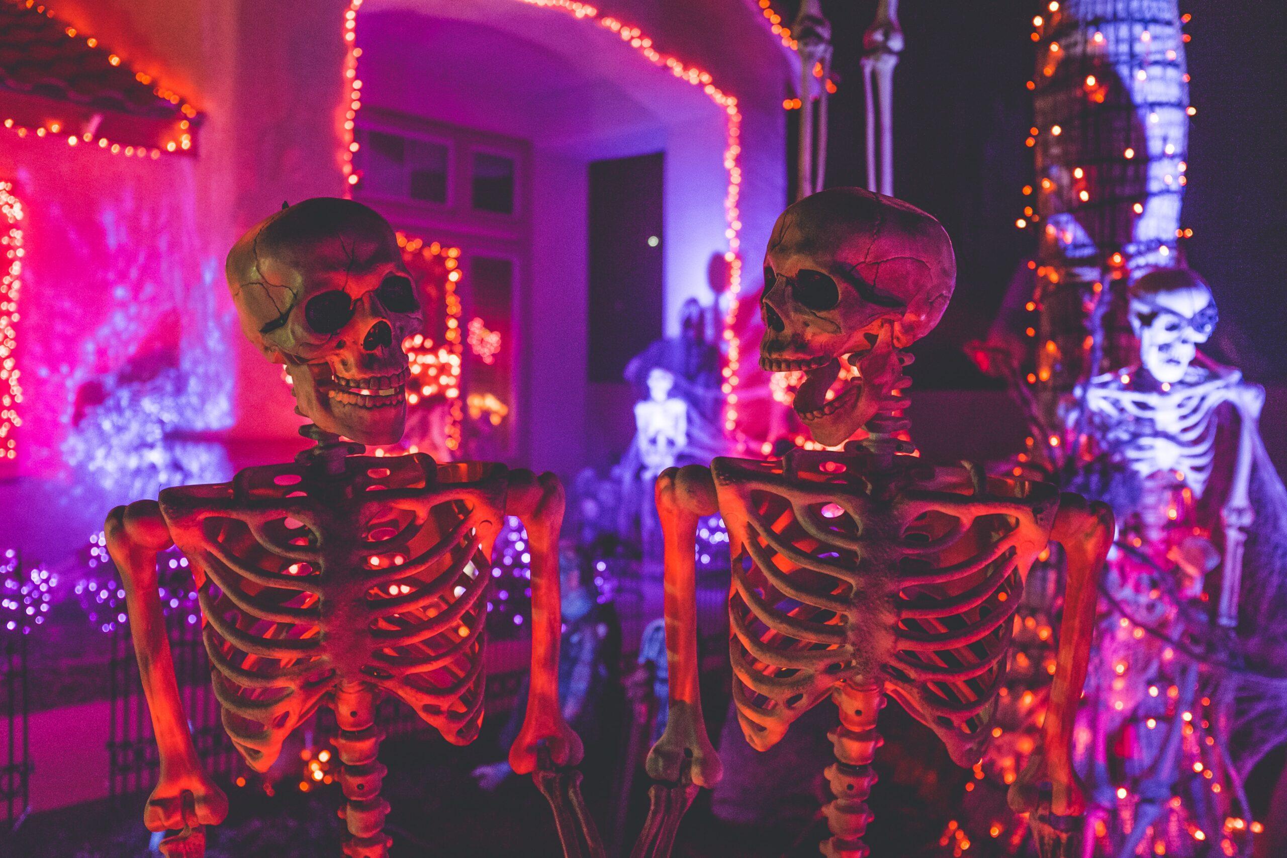 Decorazioni Halloween: come trasformare casa in un antro spettrale thumbnail