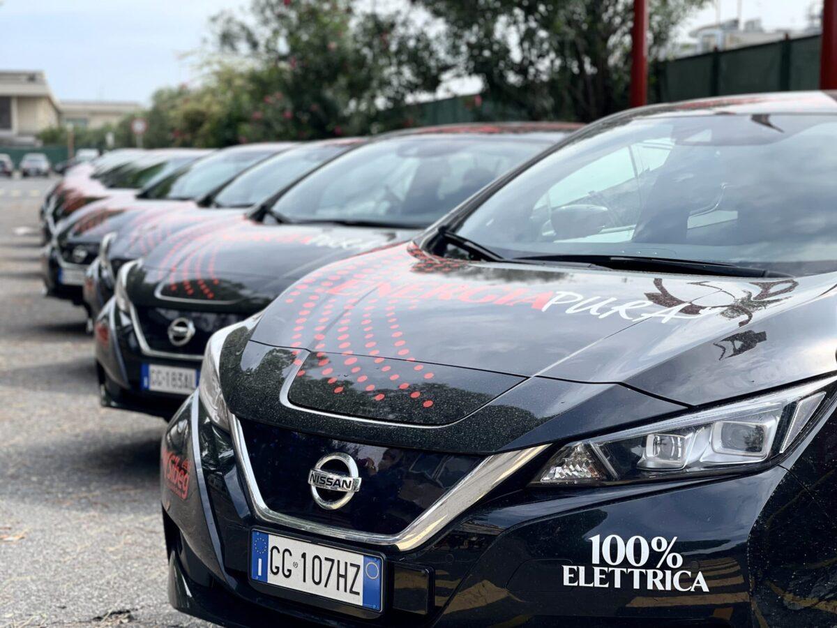 Sibeg, Nissan e Arval: una partnership per l'e-mobility thumbnail
