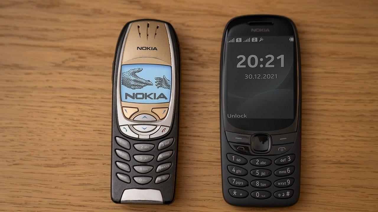 Nokia 6310 ritorna a 20 anni dall'originale thumbnail