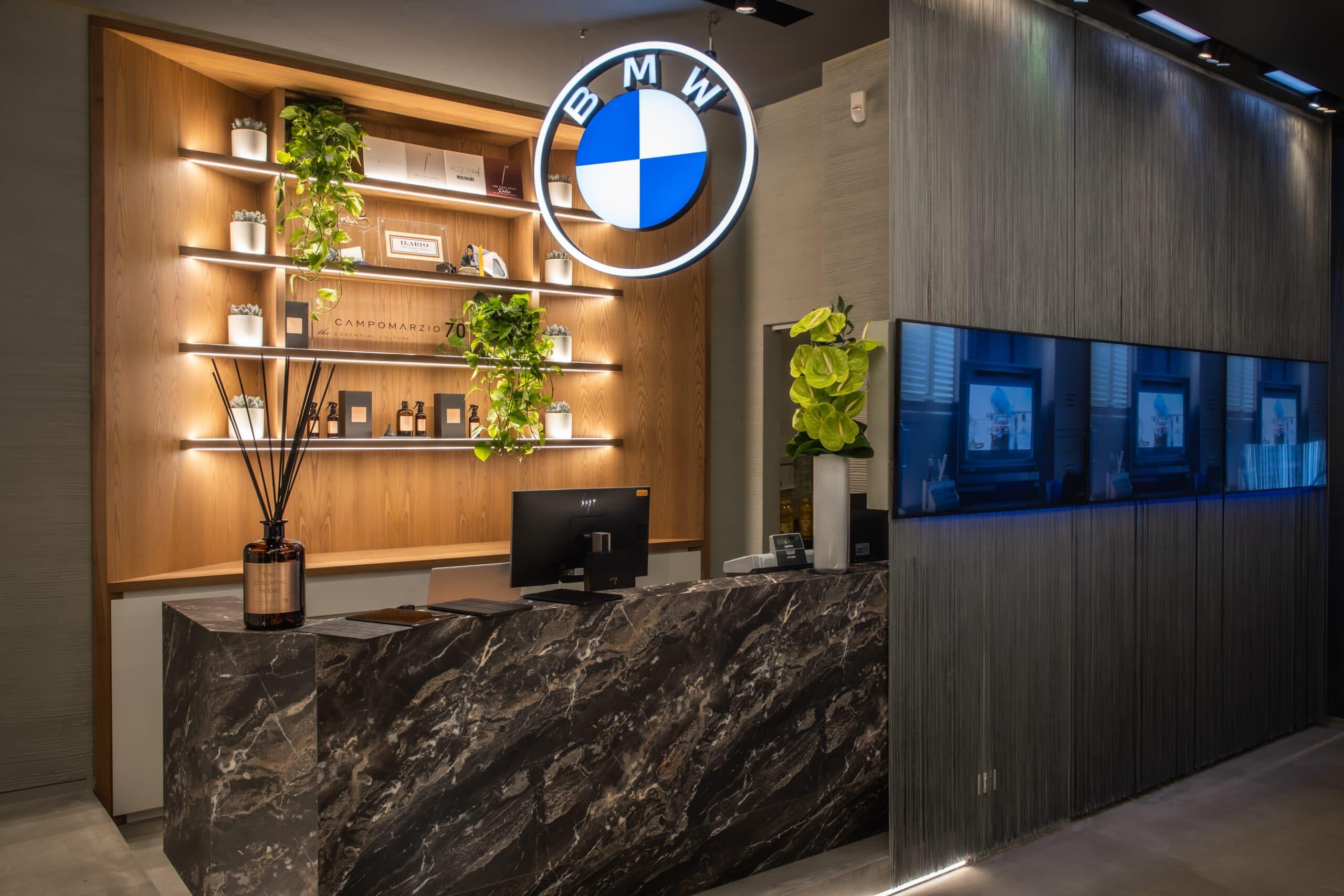 Una customer experience migliorata per il BMW Roma Urban Store thumbnail