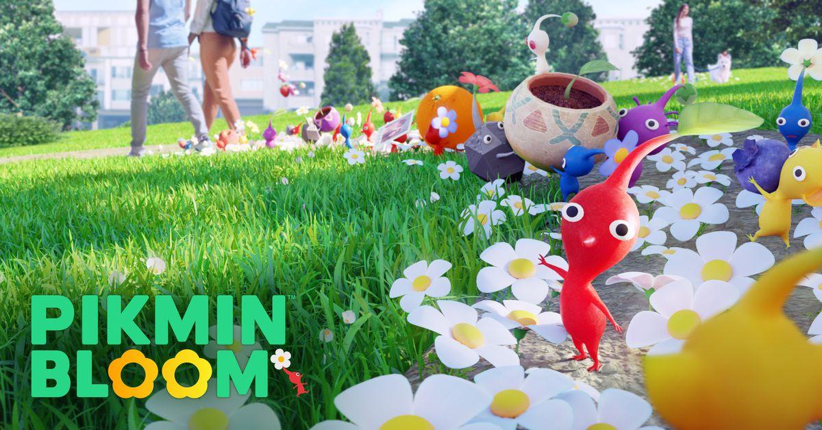 Dai creatori di Pokémon Go arriva Pikmin Bloom thumbnail