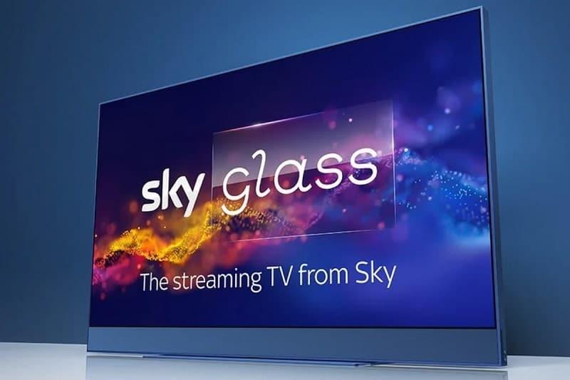 Sky Glass tv streaming