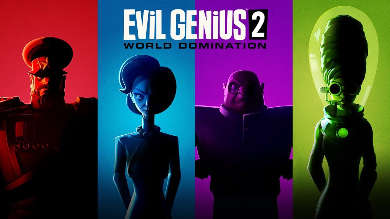 Evil Genius 2 World Domination sta arrivando su console thumbnail