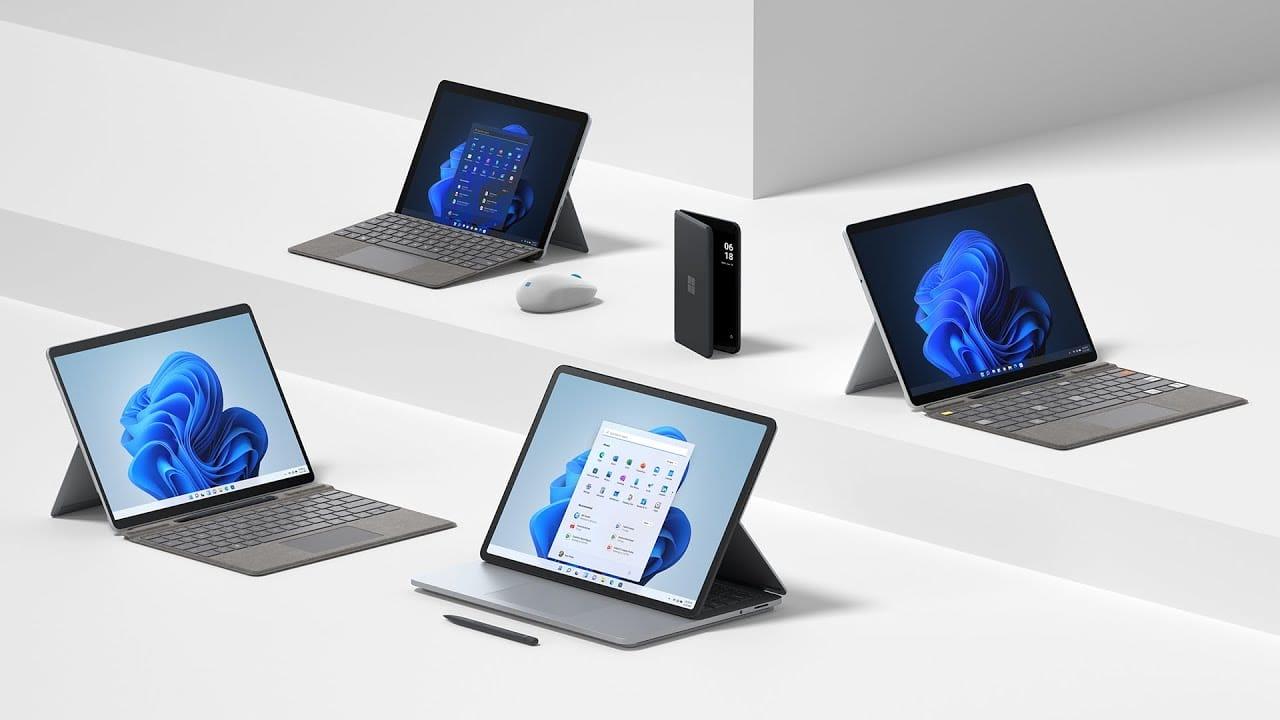 Microsoft, arriva un Surface economico con Windows 11 SE thumbnail