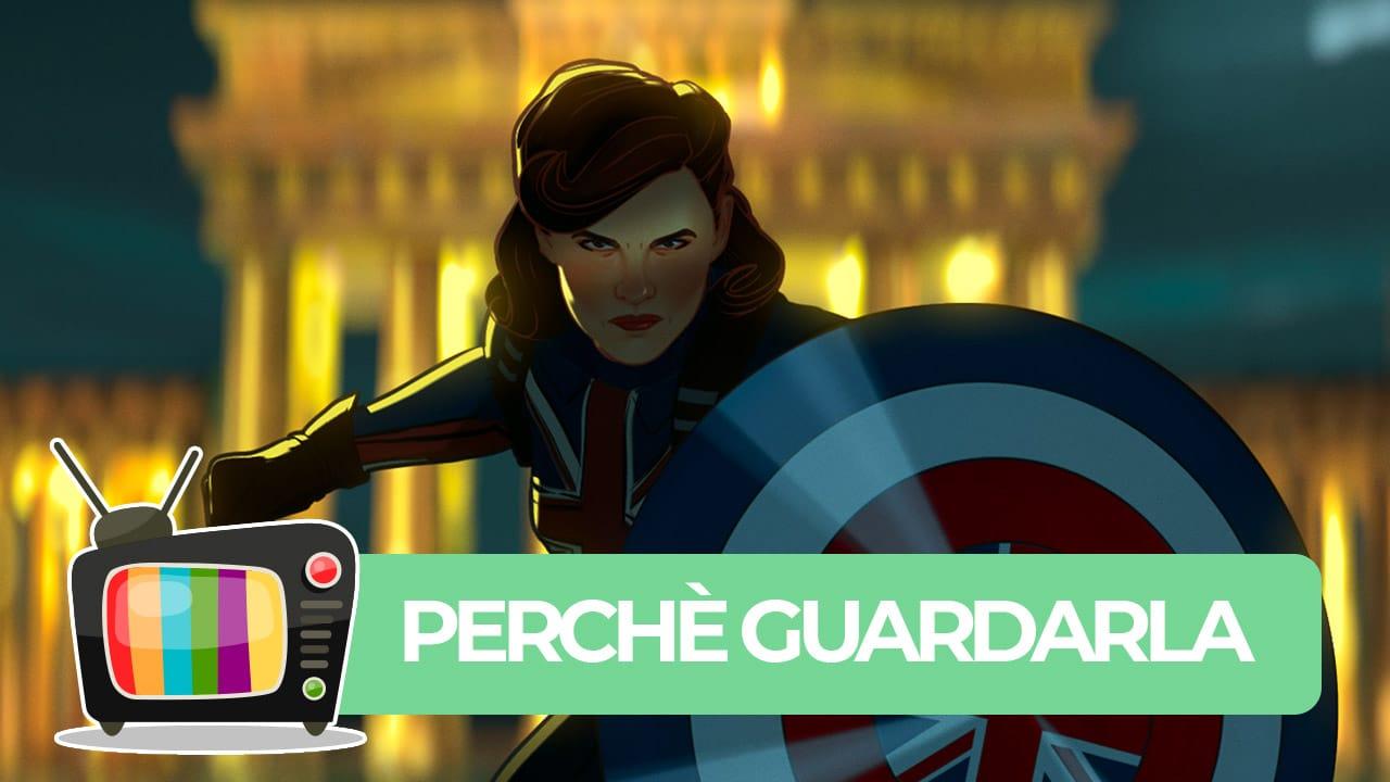 What If...?: l'universo Marvel rimasto nascosto - Perché guardarla? thumbnail