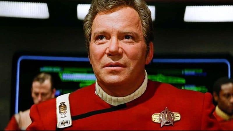 capitano Kirk