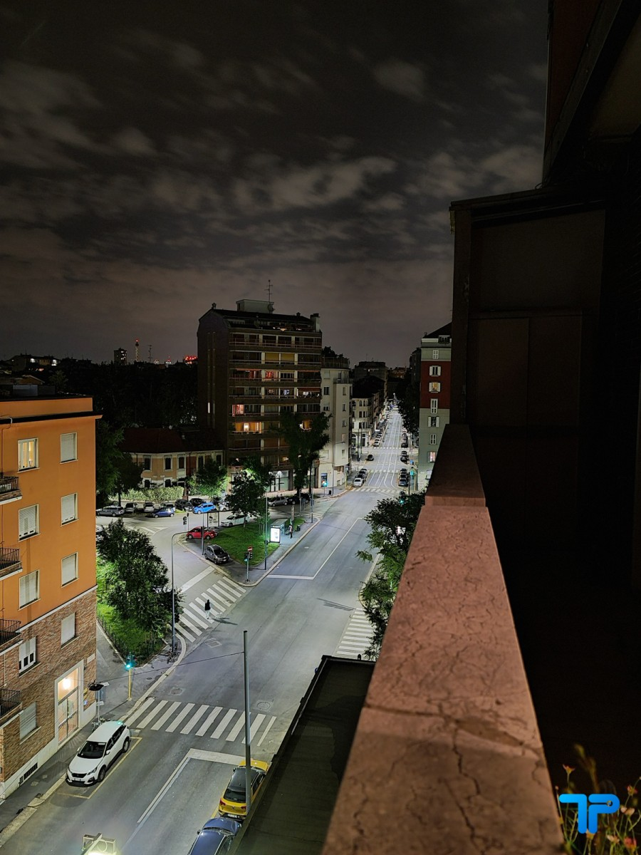 Samsung S20 Ultra: notte