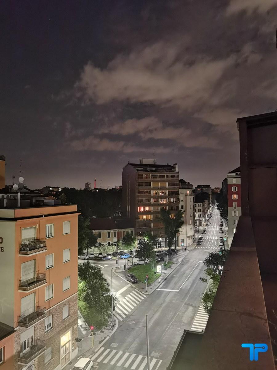 Huawei P40 Pro: notte