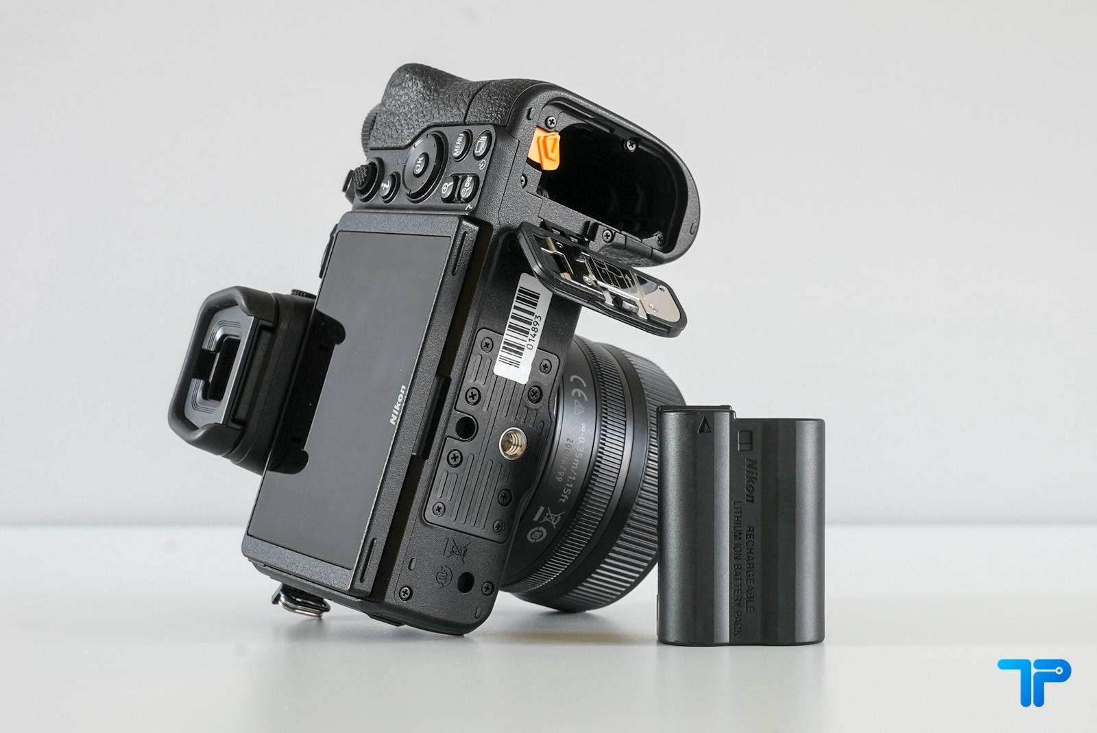 Nikon Z5: a bordo l'ultima batteria della casa, la EN-EL15